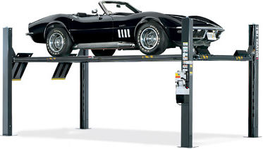 Michigan Automotive & Fleet Garage Equipment | Dows Equipment Services - image-content-car-lift